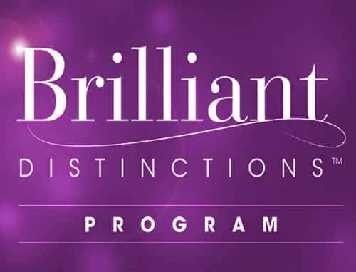 Brilliant Distinctions Program Slide | Clinique Dallas Medspa and Laser Center