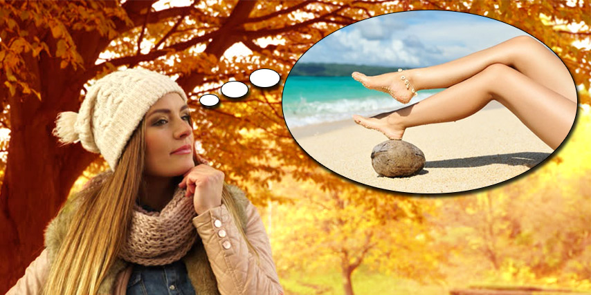 9 Reasons to Begin Your Laser Hair Removal In Fall