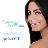 Forever Clear BBL / IPL Acne Treatment - Especial de Forever Clear BBL Tratamiento para el Acne | Clinique Dallas