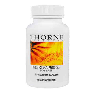Shop Thorne Research Meriva 500-SF - Clinique Dallas Wellness Center