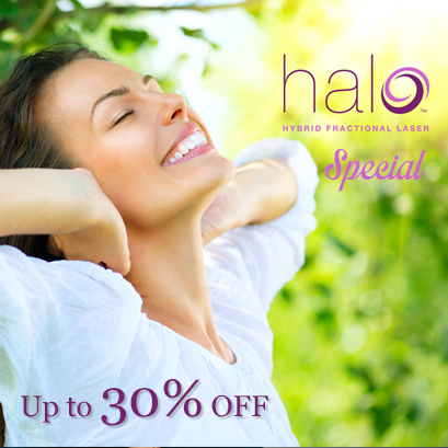 Halo Laser Resurfacing Special - Especial de Halo Laser Rejuvenecedor | Clinique Dallas